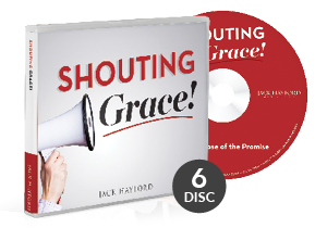 Shouting Grace!: Thank you for your gift of $40 or more!
