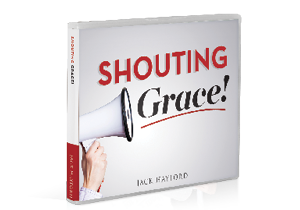 Shouting Grace! - DOWNLOAD: Thank you for your gift of $40 or more!