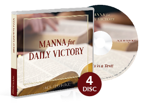 Manna for Daily Victory: Thank you for your gift of $25.00 or more!
