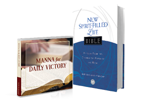 Manna for Daily Victory: Thank you for your gift of $60 or more!