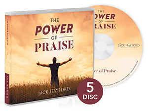 The Power of Praise: Thank you for your gift of $40.00 or more!