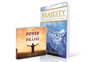 The Power of Praise and Worship: Thank you for your gift of $75.00 or more!