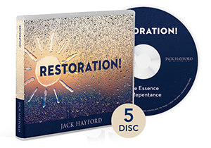 Restoration!: Thank you for your gift of $35 or more!