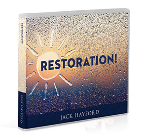 Restoration! - DOWNLOAD: Thank you for your special gift of $20 or more!