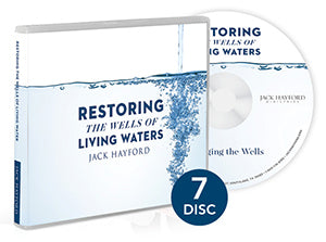 Restoring the Wells of Living Waters: Thank you for your gift of $60 or more!