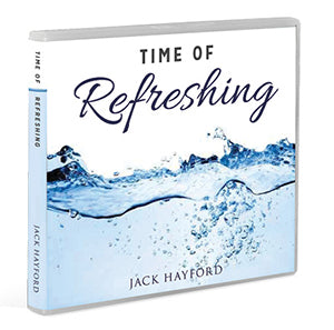 Time of Refreshing