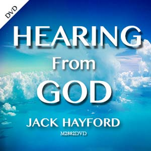Hearing From God DVD