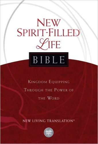 New Spirit-Filled Life Bible NLT