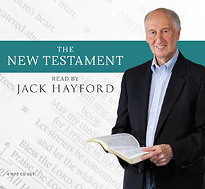 The New Testament: Read by Pastor Jack Hayford