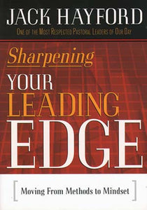 Sharpening Your Leading Edge