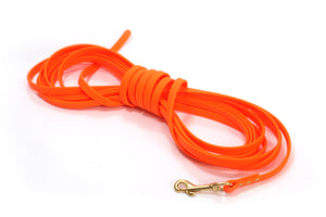 Training Check Cord - Blaze Orange