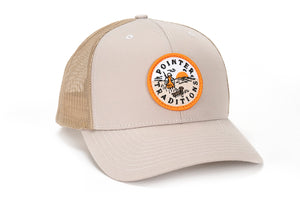 Bird Dog Patch Mesh Back Hat - Tan