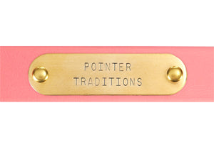 Sporting Dog Collar - Coral