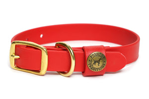 Sporting Dog Collar - Red