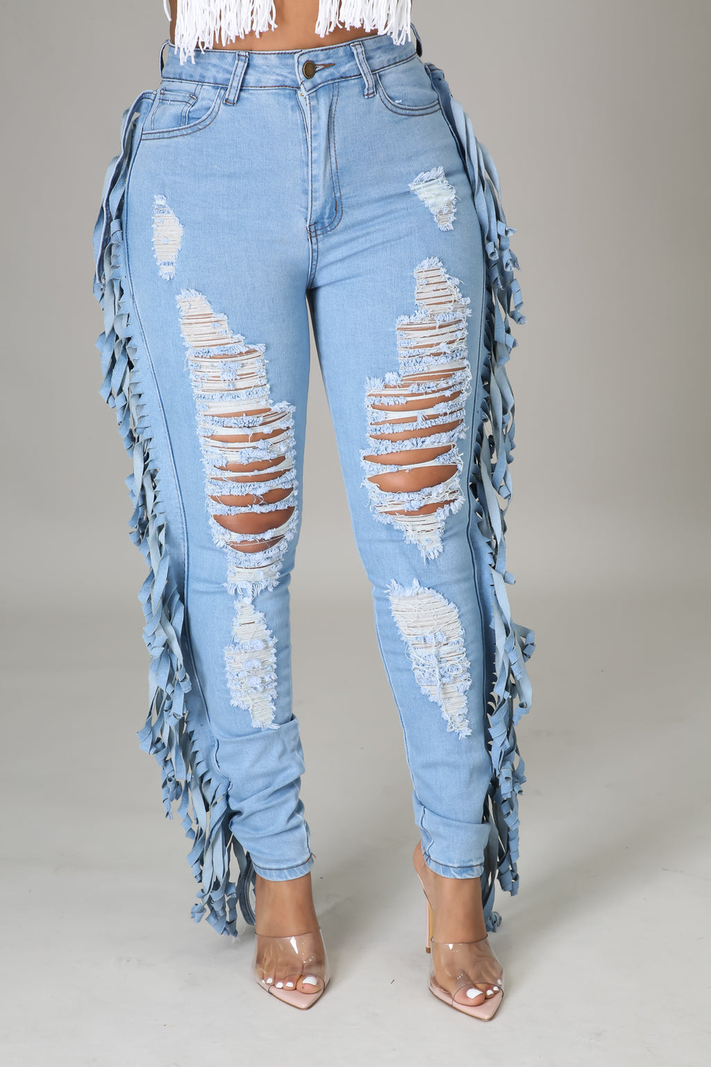 Fringe Benefits Jeans