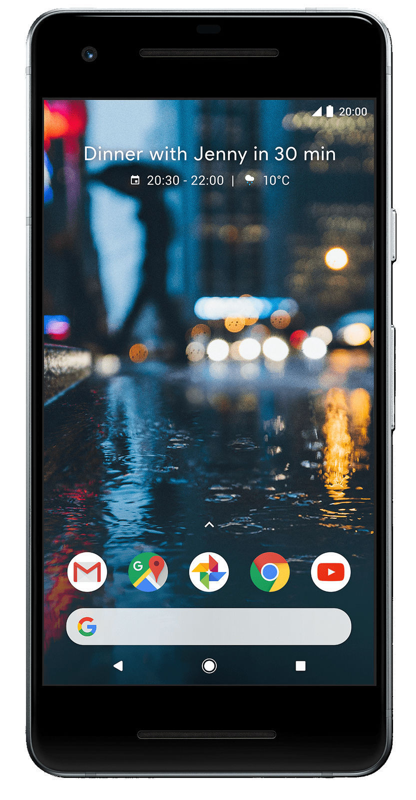 Google Pixel 2 64GB - Clearly White