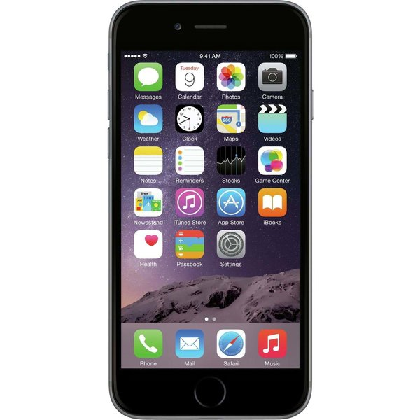 Apple iPhone 6 16GB - Space Gray