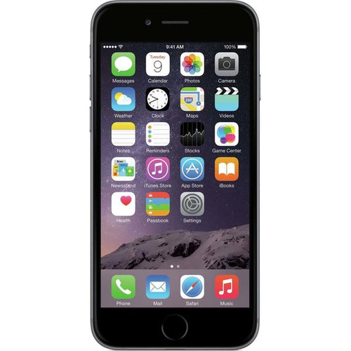 Apple iPhone 6 Plus 128GB - Space Gray