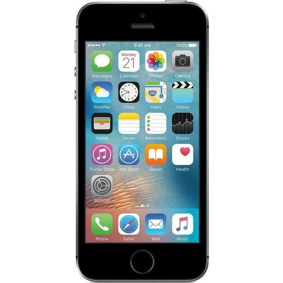 Apple iPhone SE 32GB - Space Gray