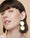 Double Circle Earrings - Irene Neuwirth