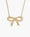 Bow Necklace - Irene Neuwirth