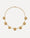 Super Bloom Seven Flower Necklace - Irene Neuwirth