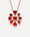 One of a Kind Gemmy Gem Starburst Pendant Necklace - Irene Neuwirth