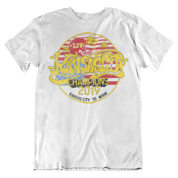 Vintage Kansas City Champions Shirt