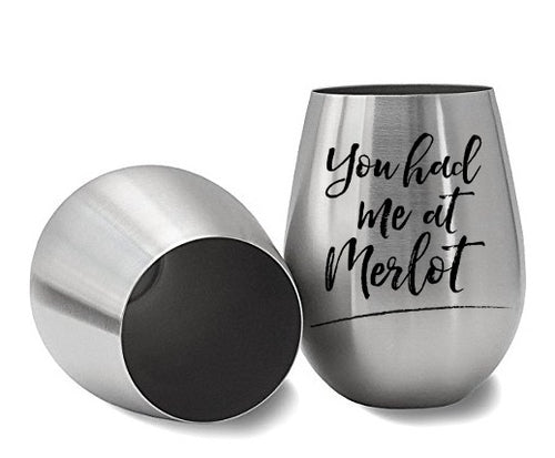 Merlot Wine Glass
