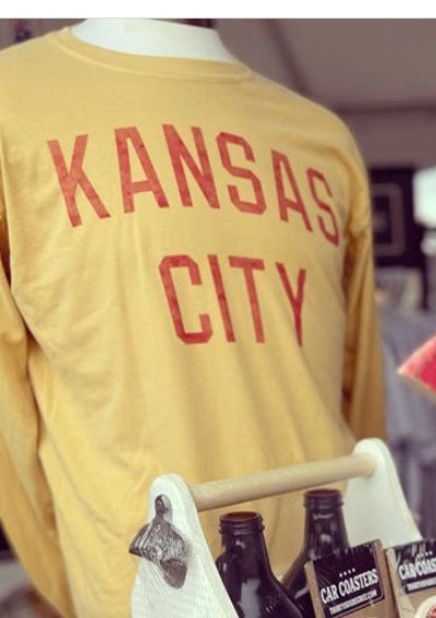 Faded Kansas City Shirt