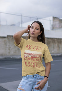 Distressed Kansas City Rock T-Shirt