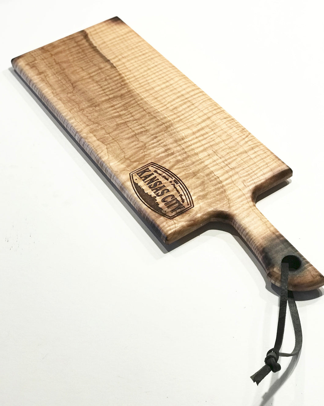 Curly Maple Cheese Board