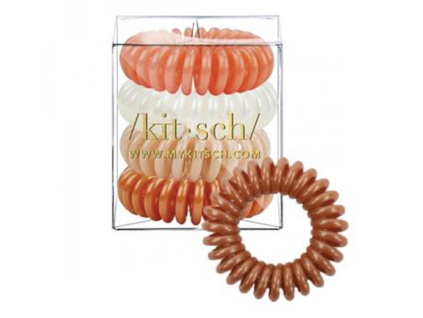 Kitsch Hair Coils - Rose'