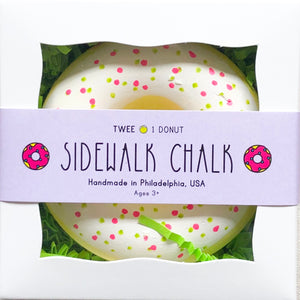 Twee - Donut Sprinkles Chalk - Yellow