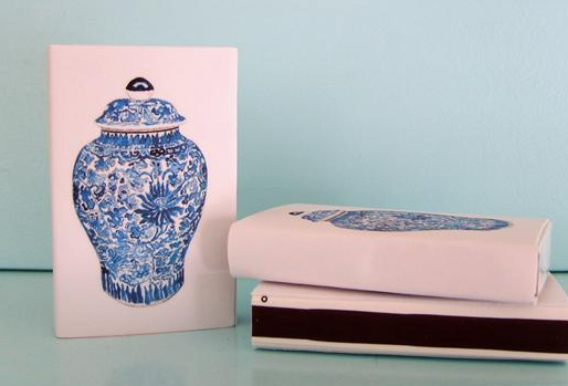 Blue and White Ginger Jar Matches - 3 Trio