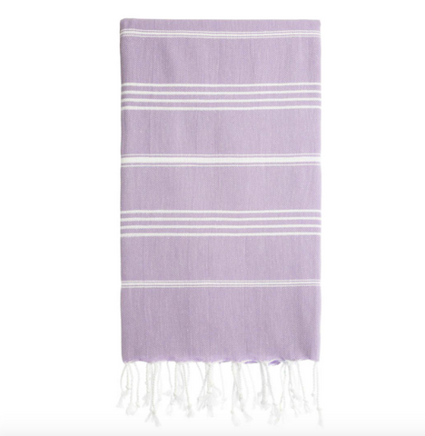 Authentic Turkish Towel - Lilac