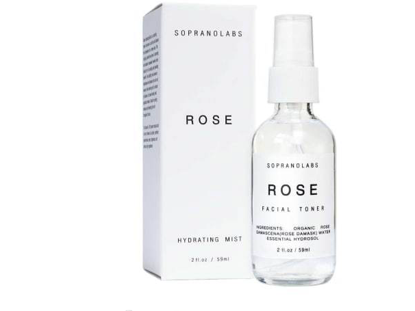 Soprano Labs - Rose Hydrating Mist