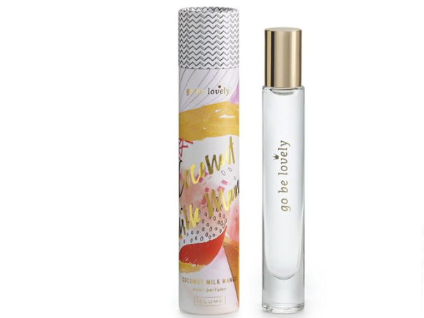 Illume Go Be Lovely Perfume Rollerball - Coconut Milk Mango