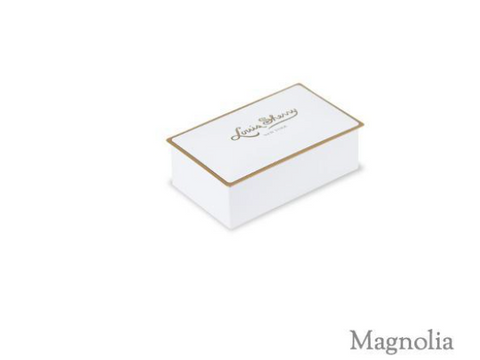Louis Sherry 2 Piece Chocolate Tin - Magnolia