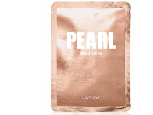 Lapcos Korean Sheet Mask - Pearl
