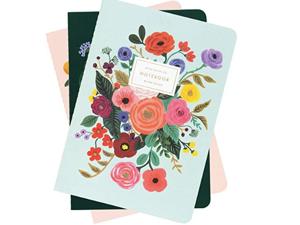 Rifle Paper Co. Garden Party Notebook Set (Set of 3)