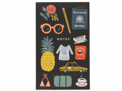Rifle Paper Co. Bon Voyage Travel Notepad