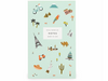 Rifle Paper Co. Wanderlust Travel Notepad