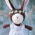 Hazel Village - Zoe Rabbit in Spring Dress