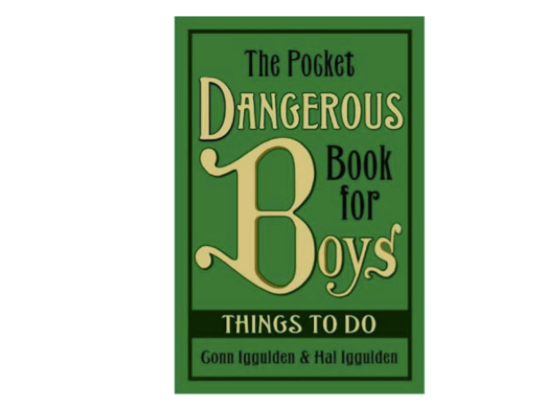 The Pocket Dangerous Book for Boys: Things to Do