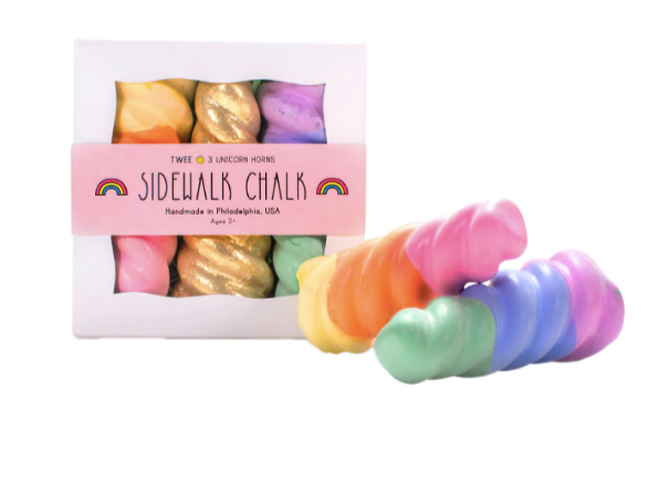 Twee - Unicorn Horn Chalk Set