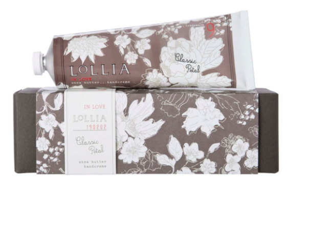 Lollia Shea Butter Hand Creme Full Size - In Love