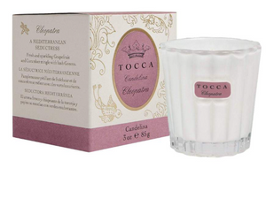 Tocca Candelina Candle - Cleopatra