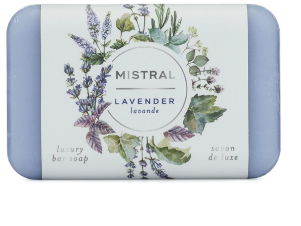 Mistral - Lavender Luxury Bar Soap