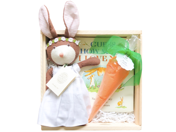 Happy Easter Gift Box - Zoe Rabbit